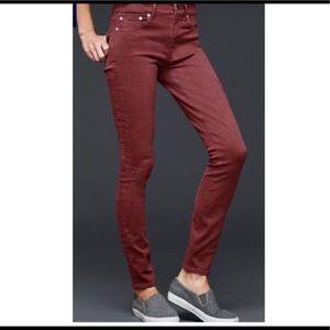 Gap Resolution True Skinny Jeans